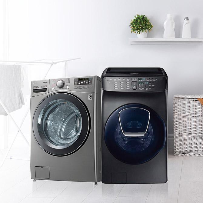 세탁기 클리닝