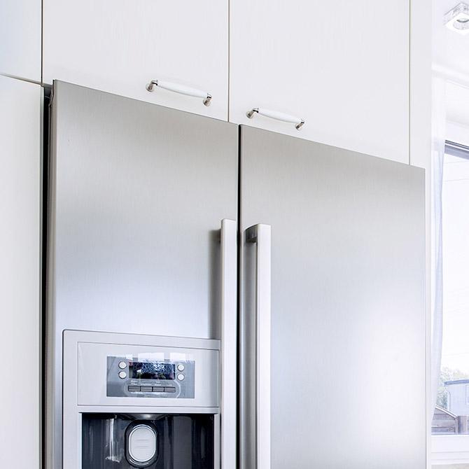 냉장고 클리닝