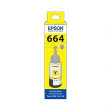 [정품]앱손 컬러무한잉크[T6644][노랑][6,500매/호환기종:L200, L350, L555]