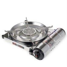 휴대용 가스레인지 ST-20000 [스테인리스 상판 / 바람막이채용(분리형) / 고화력 버너]