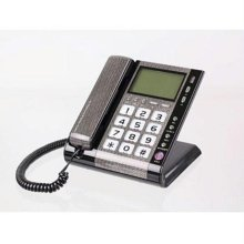 CID 유선전화기 PC-820C (카본&블랙)
