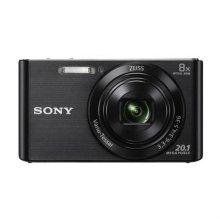 컴팩트 카메라 DSC-W830 [ 블랙 ]