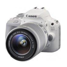 DSLR 카메라 EOS-100D [ 화이트 / 본품 + 18-55 IS STM / 8GB메모리+가방증정 ]