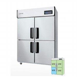 업소용 냉장고 LCS-DQ11S4 [1090L (냉장 830L, 냉동 260L) / 스테인레스 강판 / 성애제거]