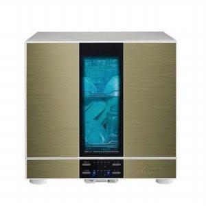 자외선 살균건조기 HUD-8100G (8인용) [자외선 / 4단계 살균 / 건조 시간조절]
