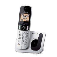 무선전화기 KX-TGC210 [1.7GHz 디지털/ CID기능(수신50개/발신5개)/백라이트 한글메뉴 LCD/ 야간모드기능]