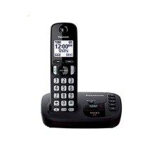 자동응답 무선전화기 KX-TGD220 [18분 자동 응답 시스템 / 최대 50개의 전화번호 기억]