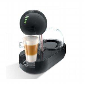 캡슐형 커피머신 스텔리아 (블랙) STELIA-BLACK [터치방식 / 1L / 15bar 고압력추출 ]