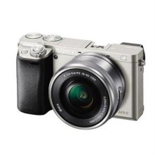 [정품등록이벤트]알파 A6000L 미러리스 카메라 렌즈KIT[실버][본체+16-50mm]