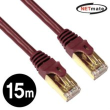 NETmate CAT.7 UTP다이렉트 케이블 15m
