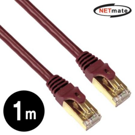 CAT.7 보급형 LAN 케이블 1m