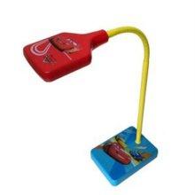 디즈니 카 캐릭터 키즈 LED 스탠드 71770/32 [밝기: 800lux / 특수 옵틱 렌즈 : 집중 조광 / 구즈넥헤드: 유연한 방향조절]