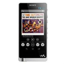 워크맨 MP3  NWZ-ZX1/SM(실버/128G) [하이 레졸루션 오디오 지원]