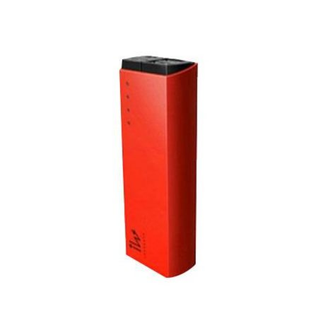 폭스콘 Power Bank 보조배터리 6,000mAh (레드) ACC-A051 [두개의 USB 충전 포트 구성]