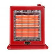 전기 히터 스토브 SEH-2200CTK [이동형 손잡이 / 전도 안전스위치 / 3단 석영관 램프]