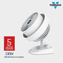 에어써큘레이터 선풍기 530W [23.5cm / 풍량조절 3단 / 공기순환기 / 530/W]