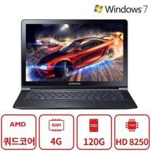 아티브 노트북 NP91시리즈 [AMD쿼드코어/4G/SSD120G/라데온8250/WIN8/13인치]  리퍼