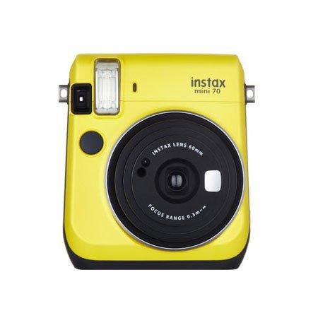 인스탁스 미니70 카메라[옐로우]