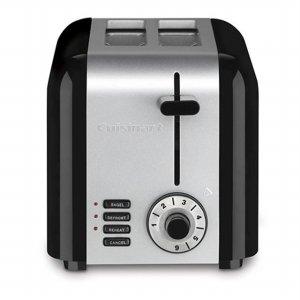 토스터기 CPT-320LHKR [6단계 굽기조절 / 넓은 투입구(2구) / 베이글+해동+재가열 / 3년 품질보증]
