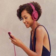 SONY 워크맨 NW-A25 [색상:핑크/16GB/HRA하이레졸루션오디오/블루투스3.0] + 아이유 헤드폰 MDR-100AAP/PCE [보르도 핑크 / 통화가능 / 티타늄코팅 진동판으로 고음질사운드 지원]