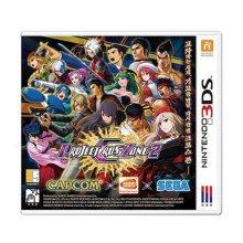 3DS 프로젝트 크로스존2 CTR-P-BX2K-KOR [1인용 / 한글판 / 15세이용가 / RPG]