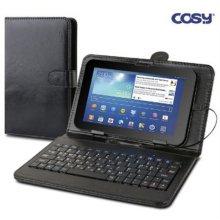 뉴욕 7-8 태블릿PC 케이스 키보드 [KB1284CS]