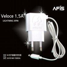 5V1.5A 애플8핀 가정용 충전기 GST-H11-150(8P) [실제 환경에 적합 / CHA-114]