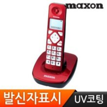 1.7GHz 디지털 무선전화기 MDC-2900 [스피커폰 기능 / 전화번호부 기능 / 한글메뉴 지원]