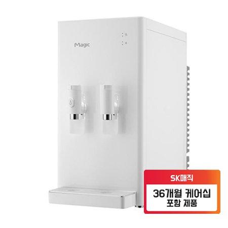정수기 [데스크형 / 화이트 / 연속취수 가능 / 스테인레스 저수조] WPU-B100C