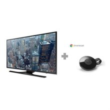 125cm UHD TV UN50JU6800F (스탠드형) + 크롬캐스트2 NC2-6A5