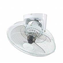 벽걸이 선풍기 FC-Z650R [40cm / 천정용 선풍기 / 리모컨포함 / 4시간 타이머 / 간편설치]