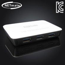 USB3.0 허브 + 기가비트 랜카드