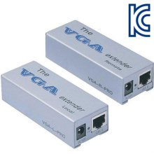 VGA 1:1 리피터(로컬 + 리모트)(300m)