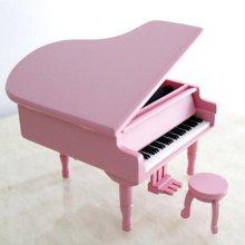 그랜드 피아노 오르골 핑크_LET IT GO