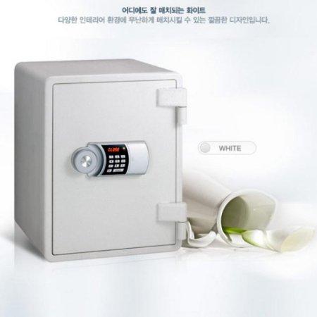 [무료배송] 디지털 내화금고 YES-031D [화이트]