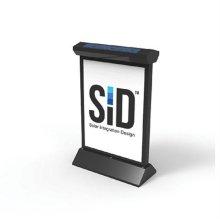 태양광 입간판 SSB-S6080 [강철재질 / 내구성우수 / 방수]