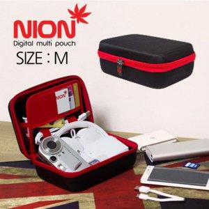 니온디지털파우치/M NION-M [다양한 디지털소품 안전 보관 / 스마트 기기 보호 및 보관]