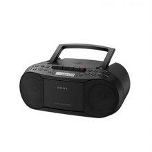 소니 멀티 카세트 오디오[블랙][CFD-S70]