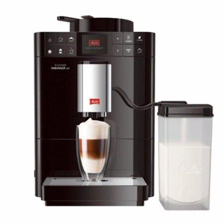 전자동 커피머신 Caffeo Varianza 카페오 바리안자 [ 스팀밀크 가능 / 온수공급기능 / 2잔 동시추출가능 / 5단계 원두분쇄조절 ]