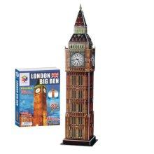 내가 만드는 세계 유명 건축물 시리즈(런던 빅벤)