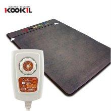 전기매트 KI-470 [더블 / 참숯+황토 / 3중 안전장치 / 전자파안심 / 향균탈취,음이온 / 자동전원차단]