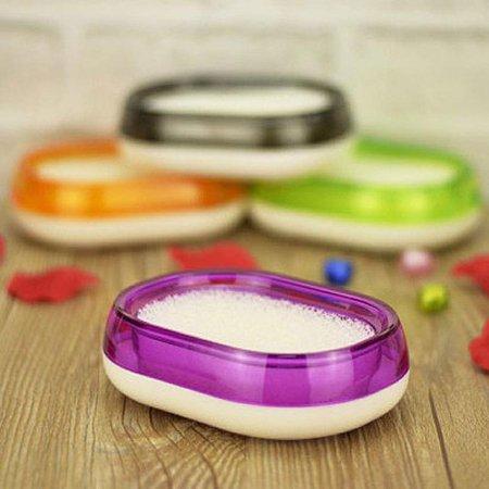 스펀지 비누케이스 Aqua Soap Dish 블랙