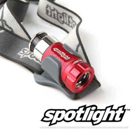 휴대용 LED LIGHT SPOTLIGHT 레드