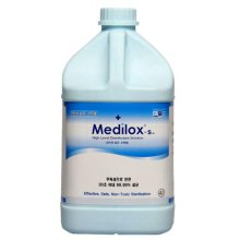 고수준 살균소독제 S (4L)