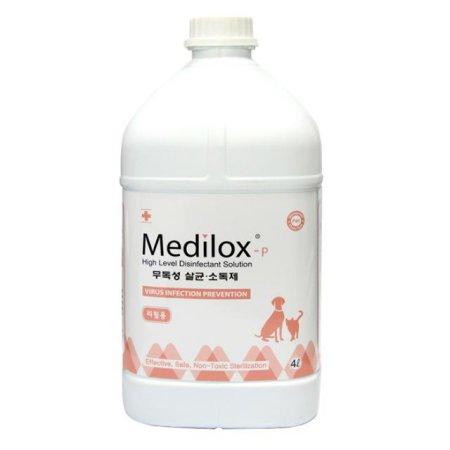 무독성 고수준 살균소독제 P (4L)