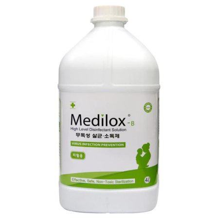 무독성 고수준 살균소독제 B (4L)