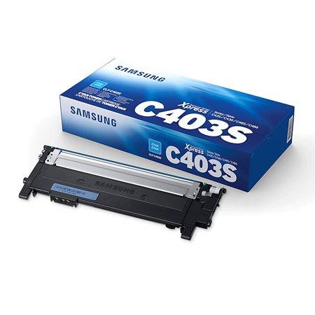 [정품]삼성 컬러토너[CLT-C403S][파랑][1,000매/호환기종:SL-C435, 436, 485, 486, 485FW, 486FW]