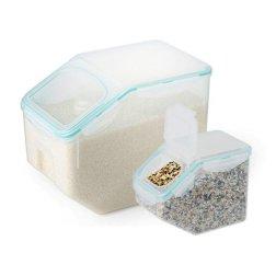 쌀통 10kg+잡곡통 2.5kg 2종 기획세트