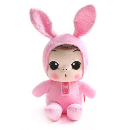 X판매종료X 동물 봉제인형-토끼(18cm)