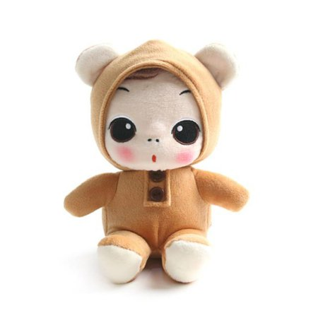 X판매종료X 동물 봉제인형-곰(18cm)